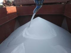 fertilizers loaded in Tuapse